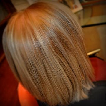 Reflex bagno di colore servizi dany immagine parrucchiera - Bagno di colore prodotti ...